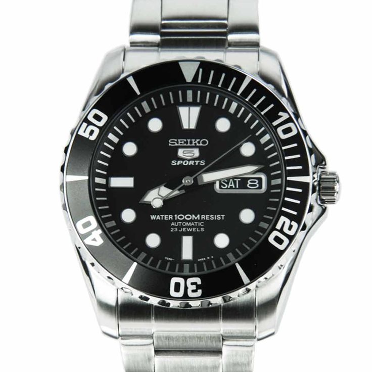 Chronograph-Divers.com - SNZF17K1 Seiko 5 Sports Automatic Mens Watch, S$159.17 (http://www.chronograph-divers.com/snzf17k1)