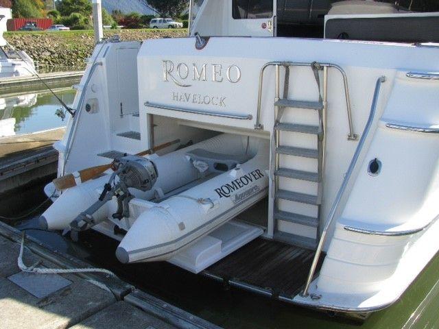 Elite Sedan 15m - Elite Marine Design, Bill Upfold Power Boat Design New Zealand.