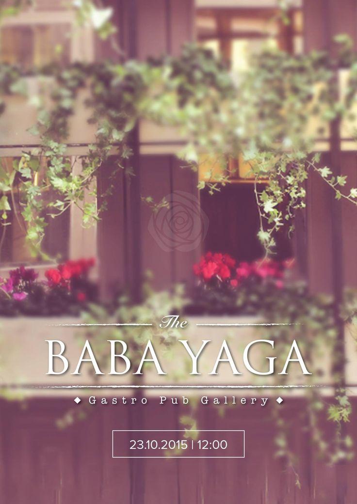 Poster:  Babayaga