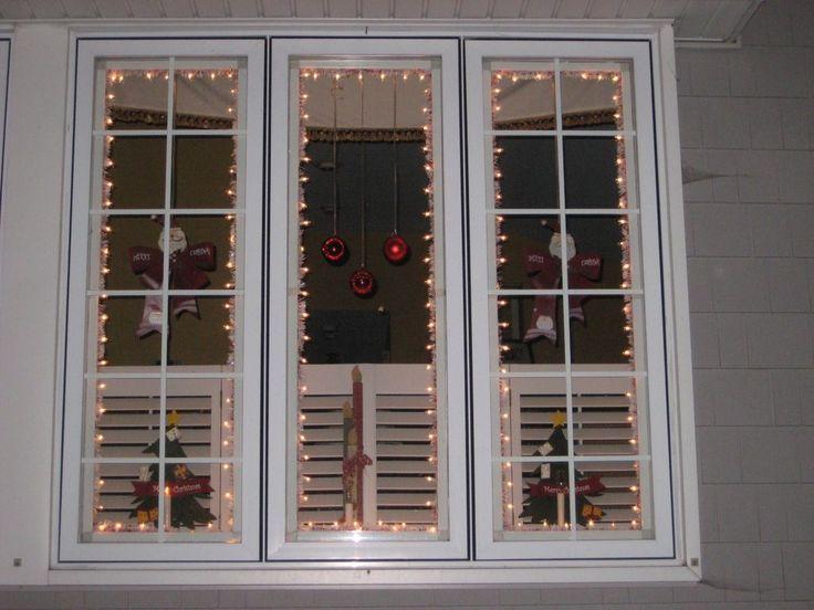 17 best ideas about Christmas Window Lights on Pinterest | Window lights,  Bergdorf goodman and Christmas window display