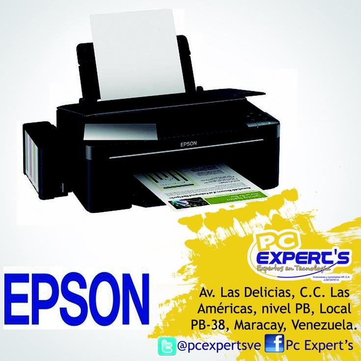 $2579 Multifuncional Epson L200, Sistema de tinta continuo original de fábrica. Imprima, escanee y copie desde un sólo dispositivo.  Mayor volumen de impresión y productividad con el nuevo sistema de Tanques de Tinta de Epson.  Alta Calidad.  Velocidad de impresión máxima de 27 páginas por minuto en negro y una velocidad máxima de copiado de 11 segundos.  Epson Easy Photo Fix.  Escáner de 48 bits y hasta 1200 dpi   para ampliaciones de fotos y documentos OCR.  Tecnología de inyección de…