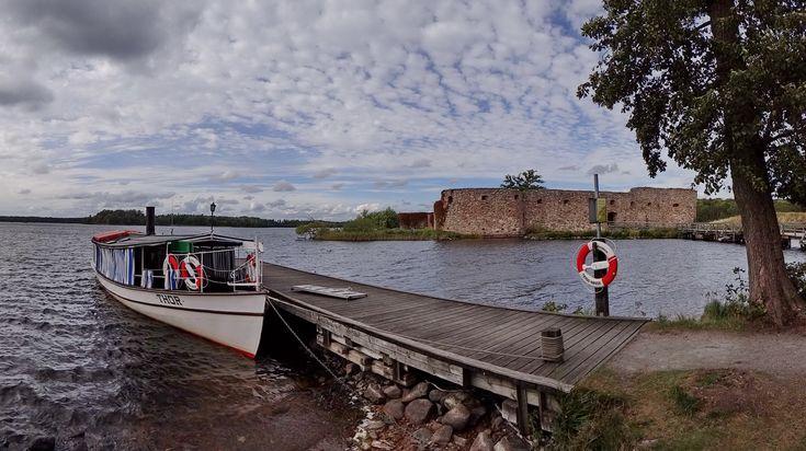 Kronobergs Slottsruin - Vaxjo, Smaland