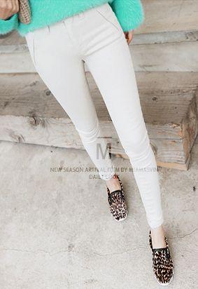 Essential Slim Fit Pants