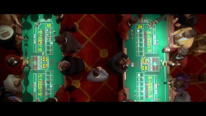 Verde come i tavoli da gioco di Las Vegas - Nevada