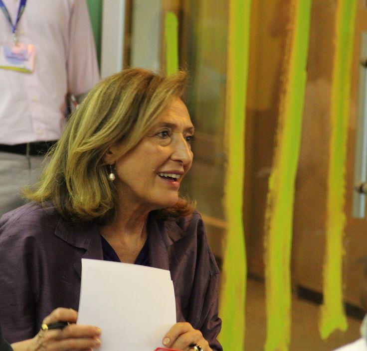 Francesca Bianucci, presidente di Omeoart Boiron