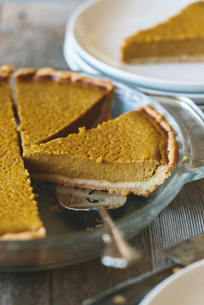 The most delicious gluten-free, grain-free, dairy-free pumpkin pie. With a…