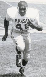 Gale Sayers (The Kansas Comet)  Kansas Jayhawks Football   1965