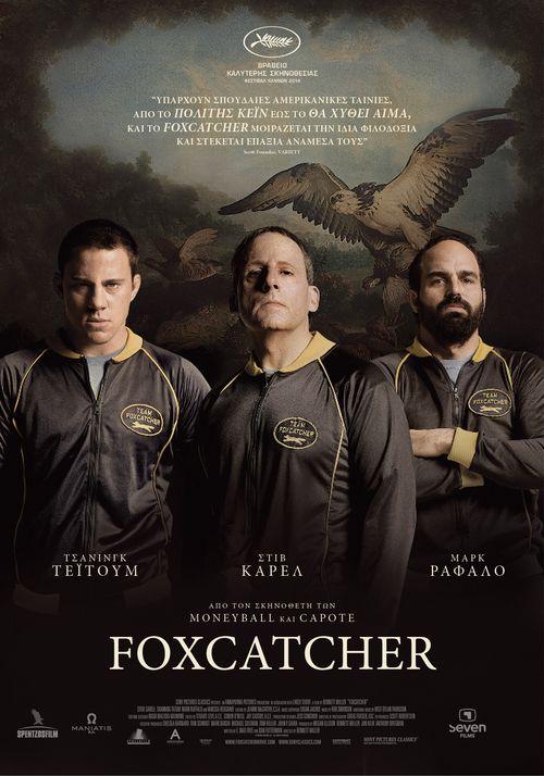 Watch Foxcatcher 2014 Full Movie Online Free