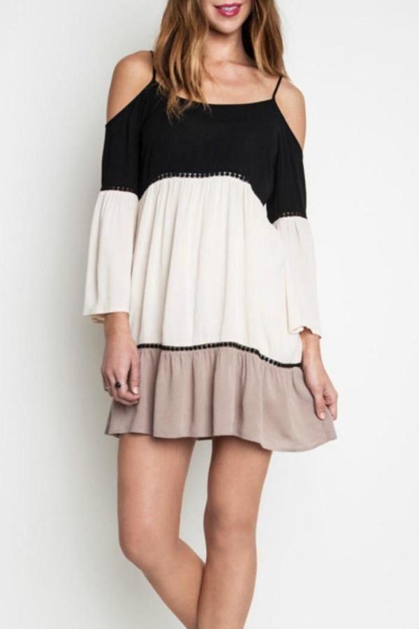 Umgee USA Flirty Fall Dress