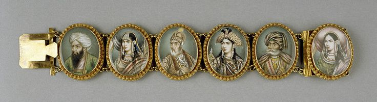 Mughal Jewelry ~ Royal and antique jewelry of North India