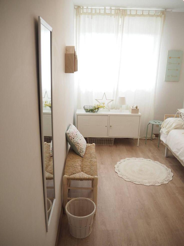 M s de 1000 ideas sobre literas juveniles en pinterest - Habitaciones infantiles compartidas pequenas ...