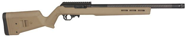 Volquartsen VM-22 Rifle with Magpul Stock FDE