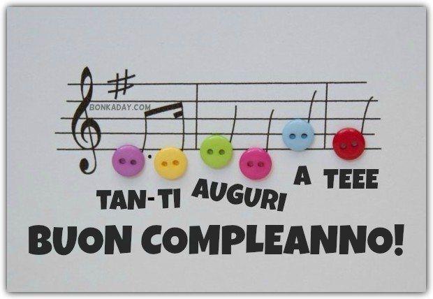 Messaggi, Frasi e Immaginidivertenti per augurare un buon compleanno.  I compleanni sono i giorni più attesi dell'anno, non solo per i bambini ma anche per gli adulti. Sono occasioni per celebrare l'anniversario dinascita di una persona più o meno…
