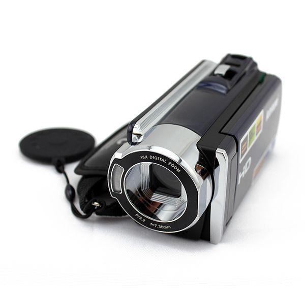 """Дешевое Бесплатная доставка полный HD 1080 P цифровой камеры 16 XZoom 3 """" дюймовый TFT LCD 270 д . в . видеокамеры рекордер, Купить Качество Бытовая электроника непосредственно из китайских фирмах-поставщиках:  Бесплатная доставка ПОЛНАЯ HD 1080 P цифровой камеры 16 8XZoom 3 """"дюймовый TFT ЖК-270 DV видеокамера, диктофон"""