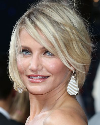 Frisuren Cameron Diaz Cameron Frisuren Strands Hair Styles