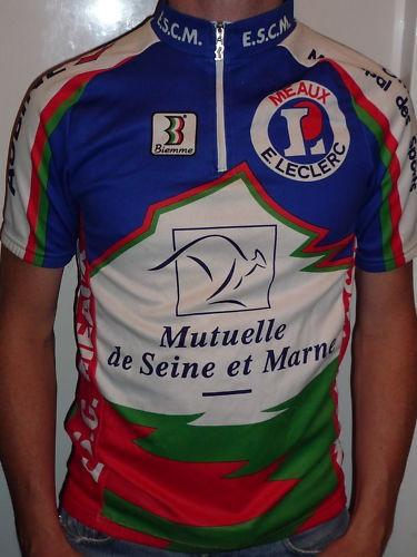 MAILLOT DE CYCLISME VINTAGE taille L