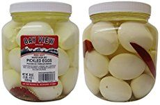 A simple and delicious pickled egg recipe. A great way to use up extra eggs!