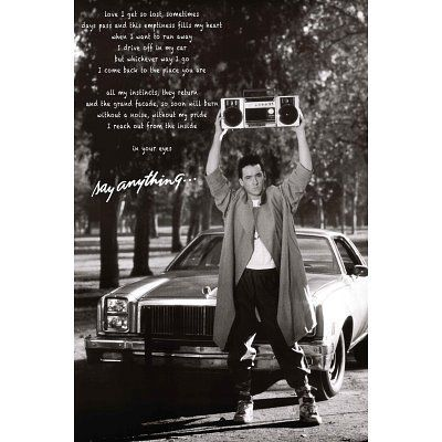 17 best images about say anything on pinterest boombox