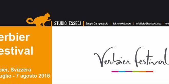 Verbier Festival: dal 22 luglio l'eccellenza musicale nel cuore delle Alpi Svizzere