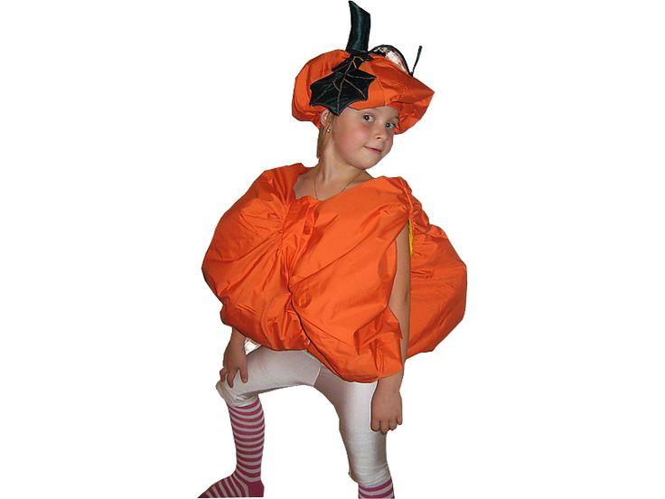 Карнавальные костюмы для детей. Детские костюмы на Хэллоуин и праздник осени. Маскарадный костюм Тыквы. Идеи для создания образа на праздник от Modistkaonline.com