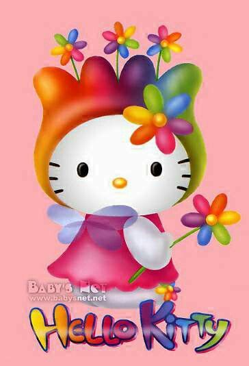 13 best Hello Kitty images on Pinterest Friends, Hello kitty art - best of coloring pages hello kitty birthday