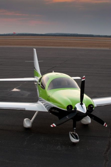 The four-seater aircraft is powered by a turbocharged, fuel-injected, six-cylinder Continental Motor TCM TSIO-550-C engine which maxes out at 310 hp, granting a maximum speed of 235 knots (435 km/h)