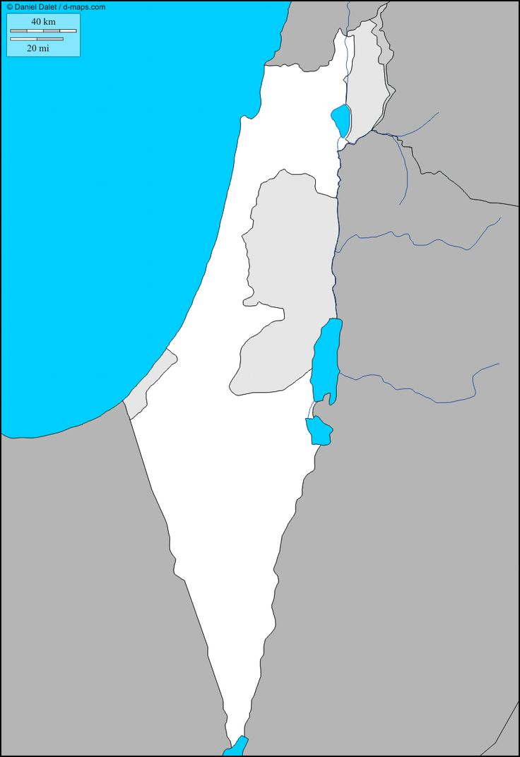 Places in Israel Quiz  By deebic021