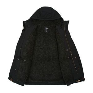 Volcom Lidward Jacket - Black | Free UK Delivery* on All Orders