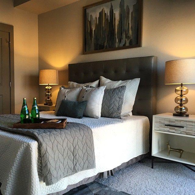 17 Best ideas about Bedroom Setup on Pinterest
