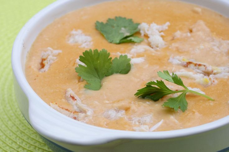 This creamy seafood bisque is a rich and delicious way to enjoy seafood. Use shrimp and crab or use lobster or fish in the soup.