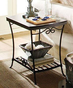 Superior Longaberger Wrought Iron Table~have And Love!
