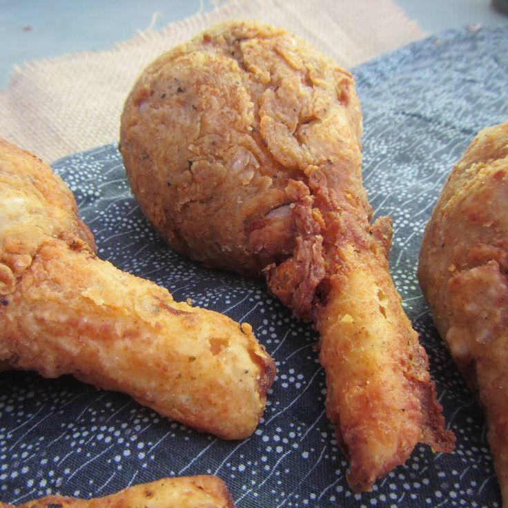 Cfc drumsticks vegan chicken with cauliflower bones with