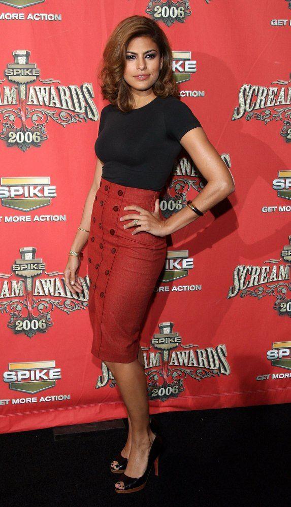 Eva Mendes' Style Evolution