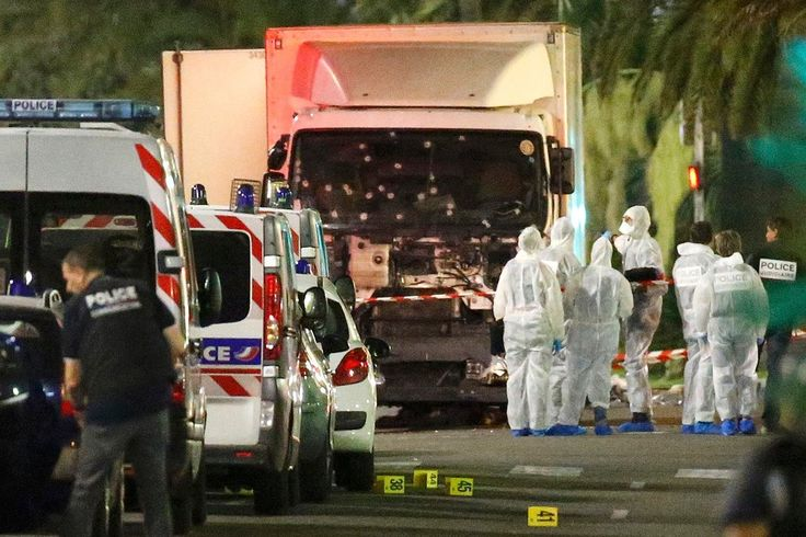 bastille day attack truck