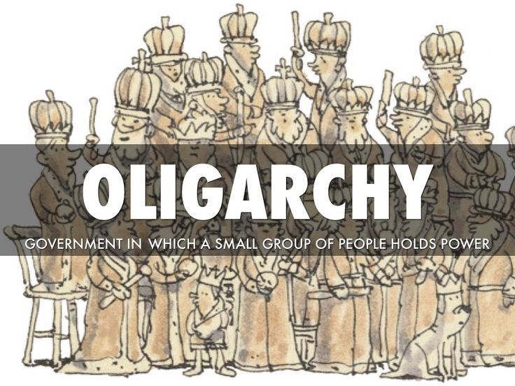 Sparta's government style was oligarchy. Which is where ...
