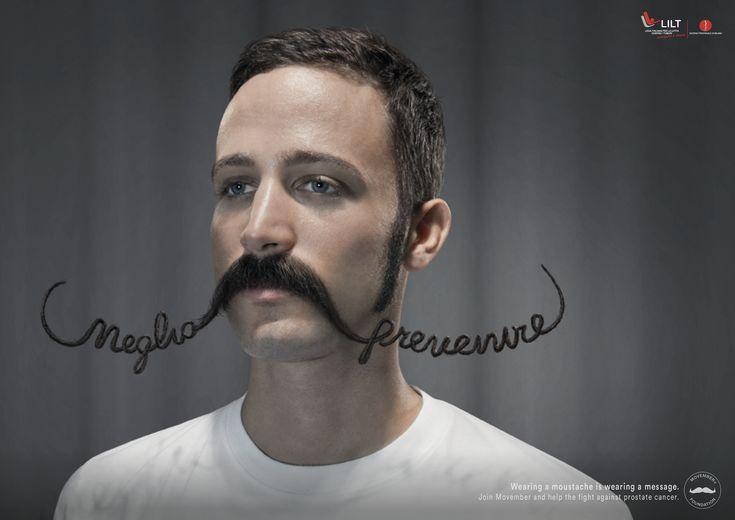 LILT: Movember | Ads of the World™