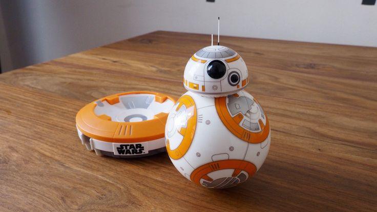 """E que tal esse Robô de Star Wars: """"BB-8"""" controlado por smartphone"""