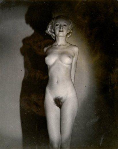 Fotos de modelos vintage femeninos