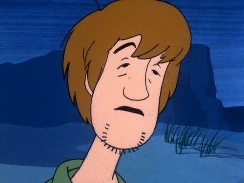 Hanna Barbera's Shaggy of 'Scooby Doo! Where Are You ...