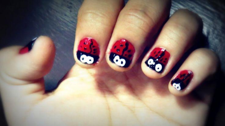Lindas uñas de tortolitas.