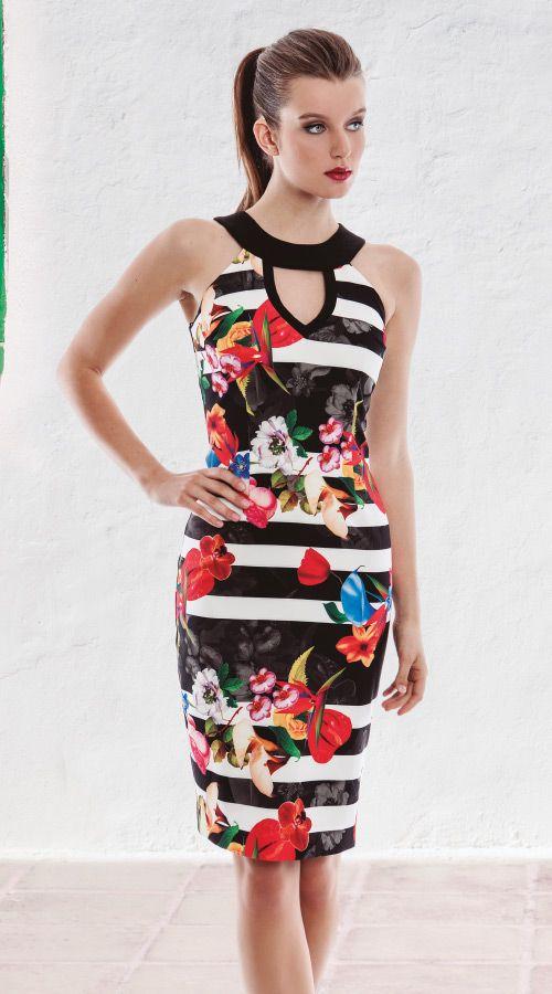 4f52cf3e1c Olimara Modelo  Vestido Celia 3180133