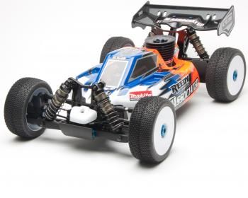 RC8.2 Factory Team: Team Associated - Champions By Design - Nitro and Electric RC Cars