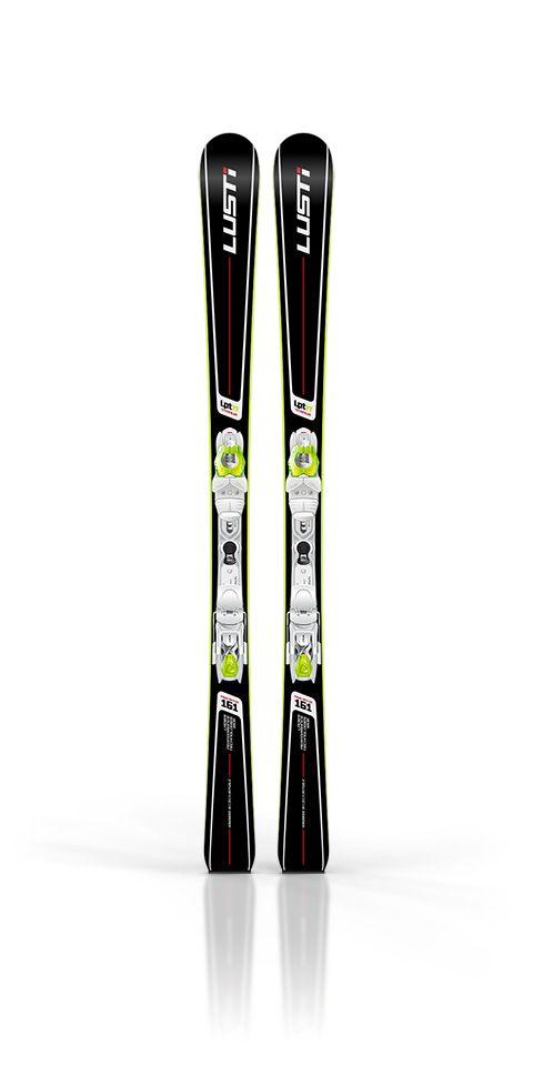 lusti women ski design