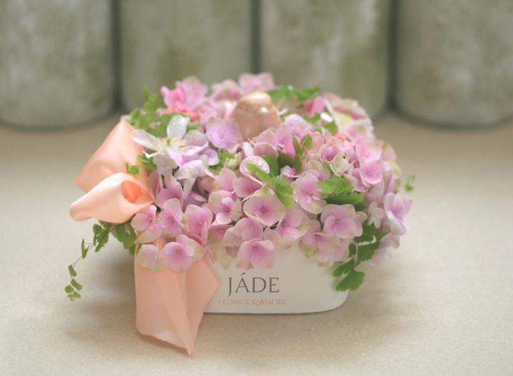 #virágbox #tavaszbox #hortenzia #flowerbox