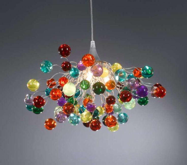 Oltre 25 fantastiche idee su lampadario fai da te su - Bricolage fai da te idee ...
