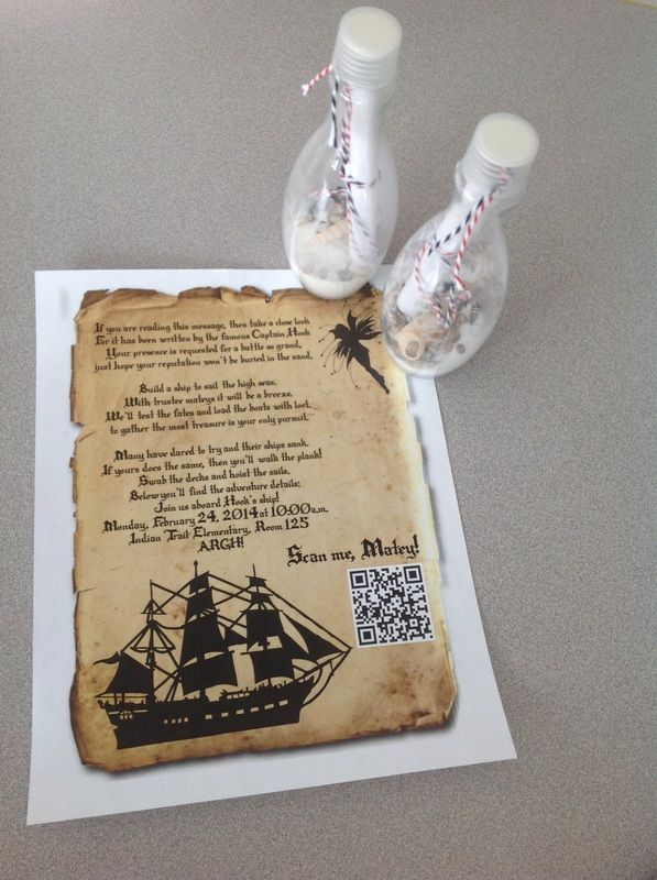 """Invitation to our Peter Pan-inspired """"SINK THE SHIP"""" STEM challenge!  SO FUN! - STEMagination Station"""