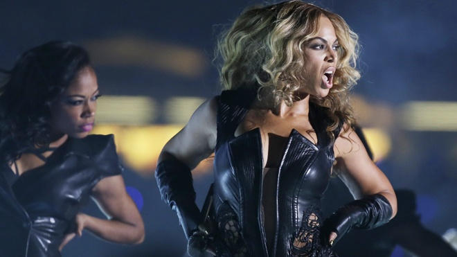Repin if you liked Beyonce's halftime show!