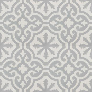 portugese-tegels -> VN Gris 12 - Designtegels
