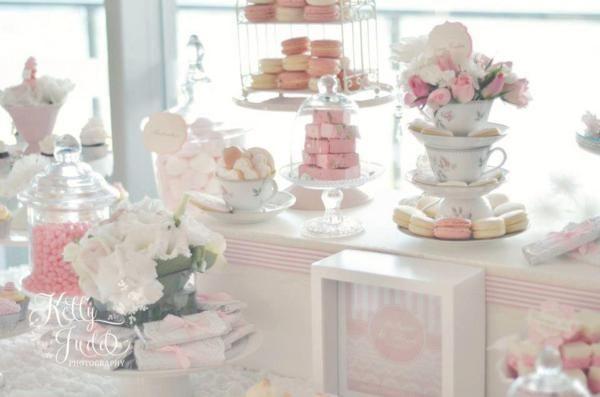 Pretty Pink Vintage Wedding via Karas Party Ideas | KarasPartyIdeas.com #pretty #vintage #pink #wedding #party #reception #ideas (13)