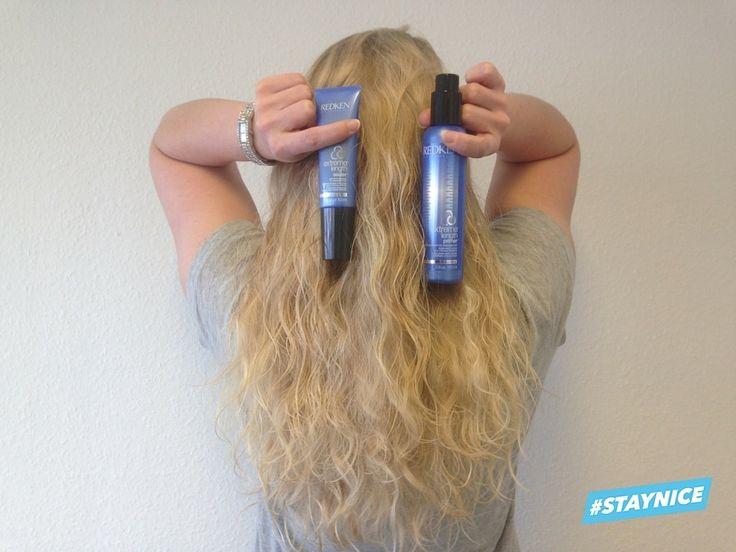 Langt hår ? Ja tak ! - Long Hair? - Yes please!